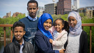 Nigger Somali marriage fraudster elected in MN