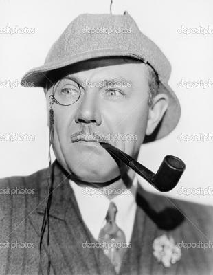 Click image for larger version.  Name:depositphotos_12294616-Man-with-a-monocle-pipe-and-a-deerstalker-hat.jpg Views:0 Size:132.6 KB ID:47162