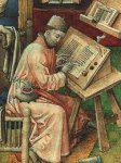 Click image for larger version.  Name:medieval scribe.jpg Views:39 Size:6.1 KB ID:215270