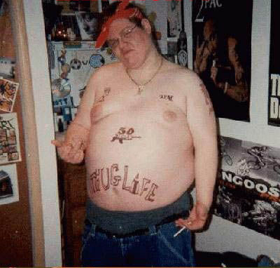 Image result for retarded wigger